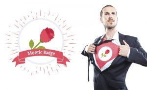Meetic Badge pour éviter les faux profils